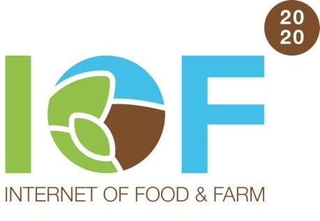 IoF2020: Intenet of Thing gets close to your plate