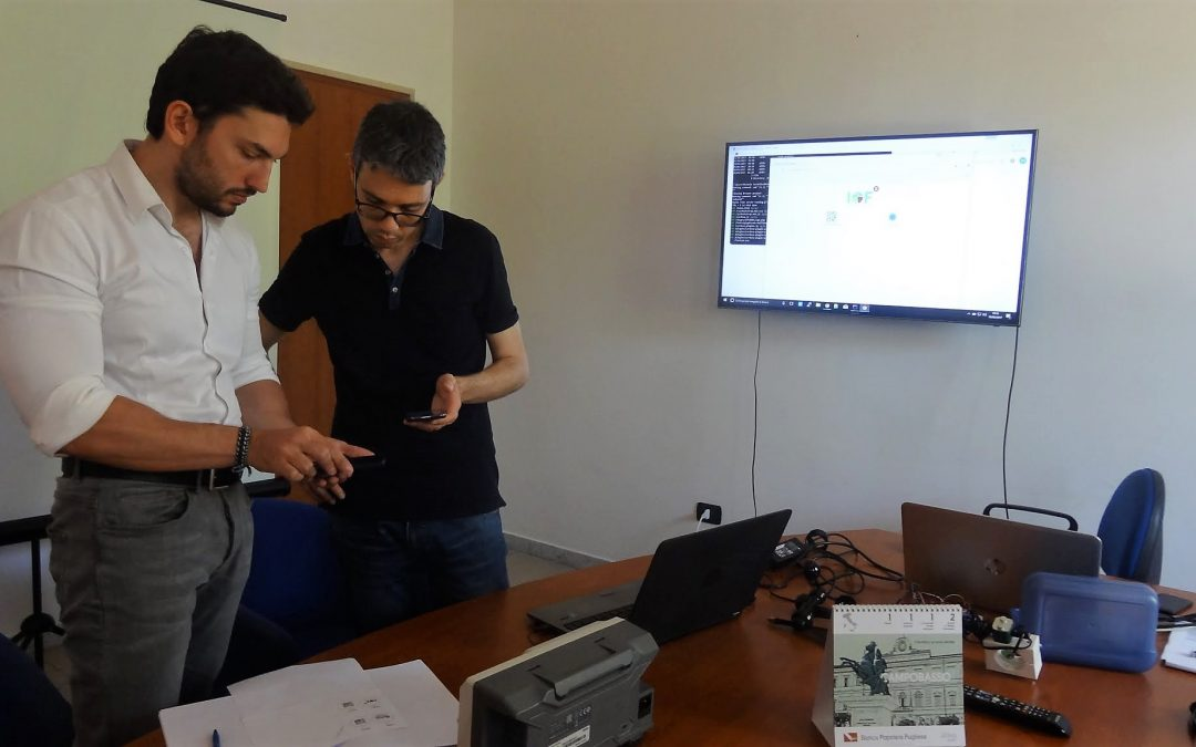 Road to IoF2020: work in progress in Sysman's Lab